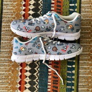 Dental Tennis Sneakers